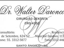 Walter Daronco - Odontologias