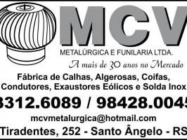 MCV Metalúrgica e Funilaria