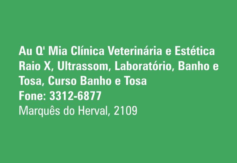 Au Q' Mia Clínica Veterinária e Estética