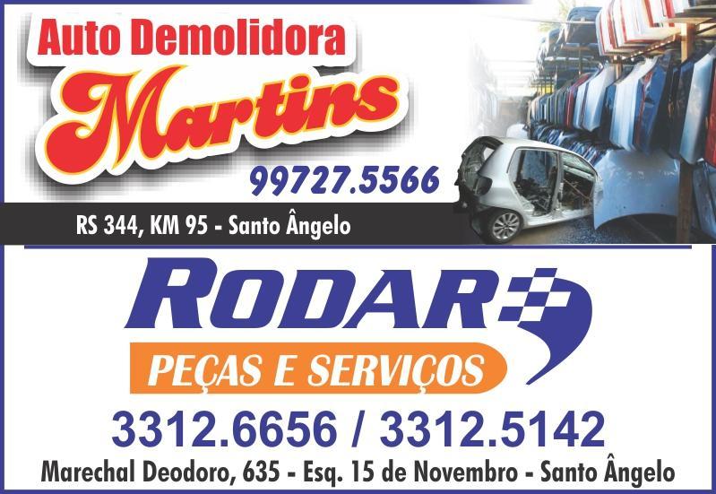 Auto Demolidora Martins