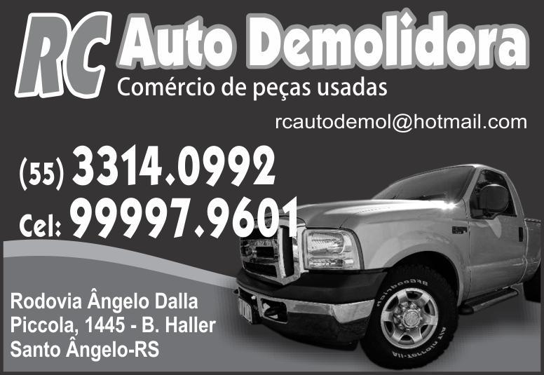Auto Demolidora RC