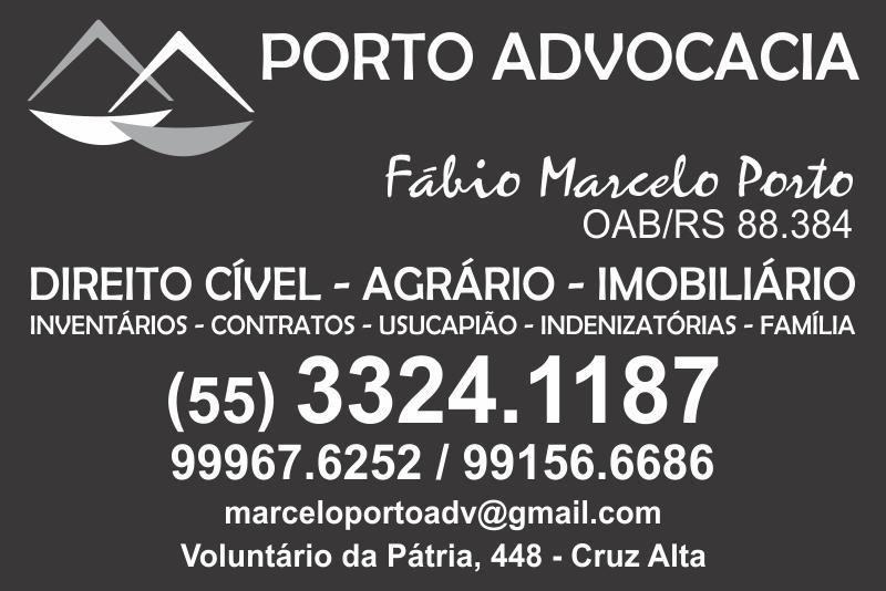 Advogado Fábio Marcelo Porto