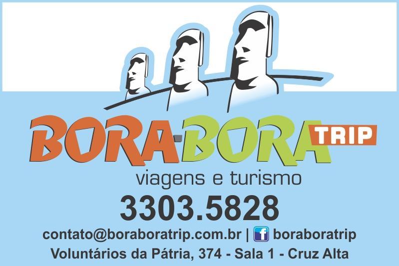 Agência de Viagens Bora-Bora
