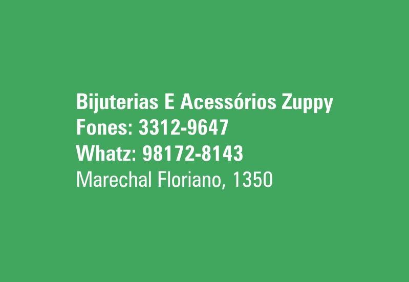 Bijuterias e Acessórios Zuppy