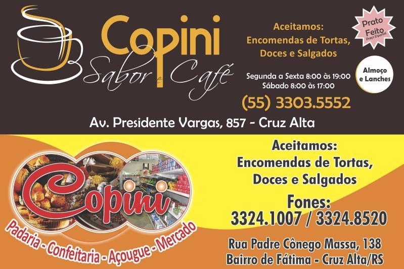 Confeitaria Sabor e Café Copini