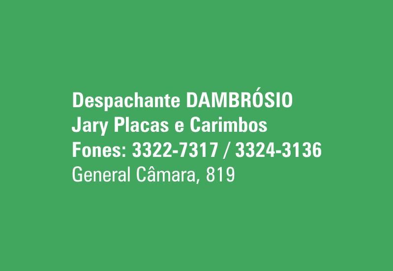 Despachante DAMBRÓSIO