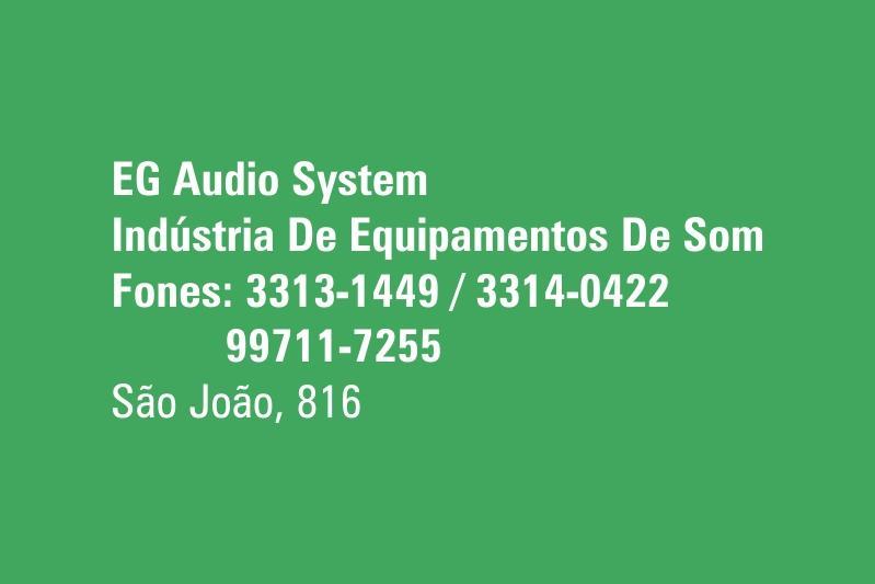 Eg Audio System