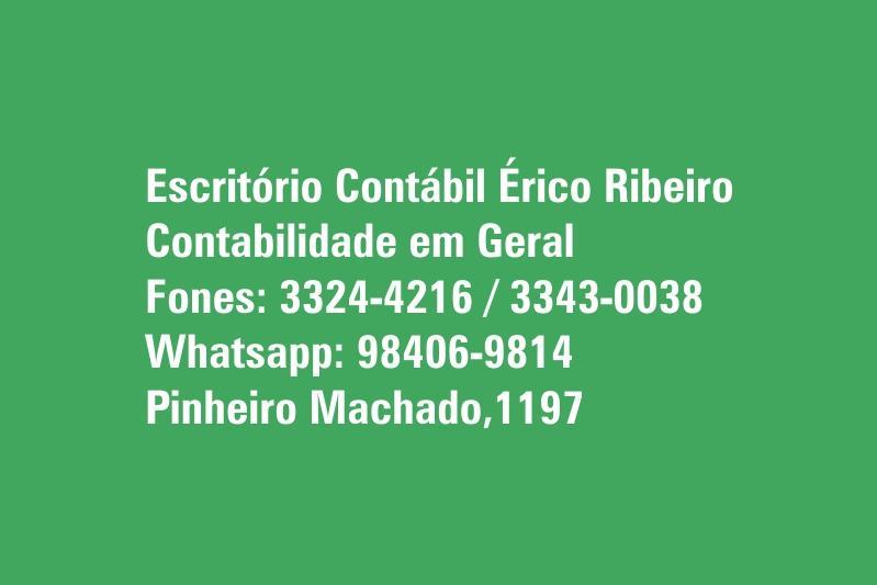 Escritório Contábil Érico Ribeiro