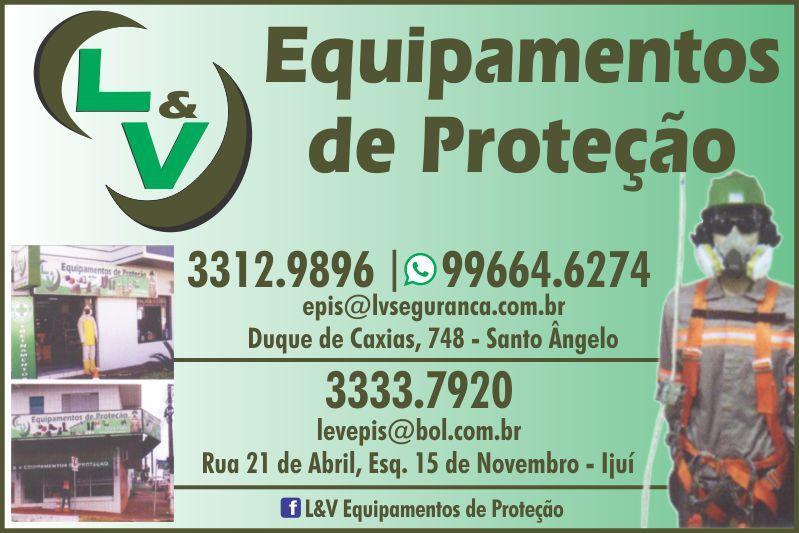 Equipamentos de Proteção L & V