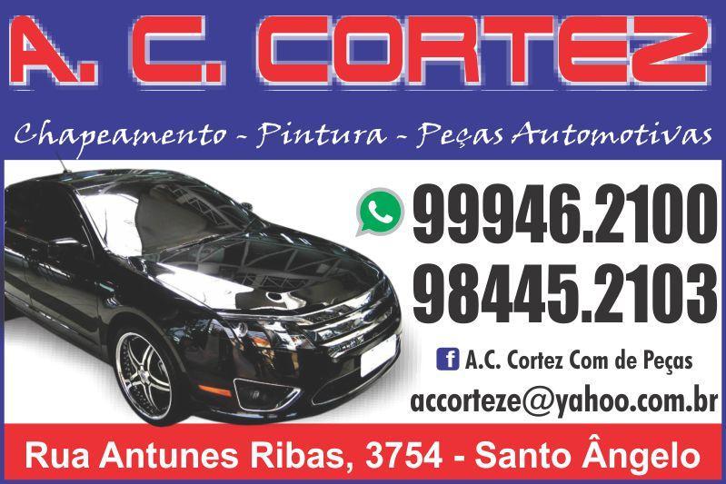 A. C. Cortez - Chapeação - Pintura - Auto Peças Automotivas