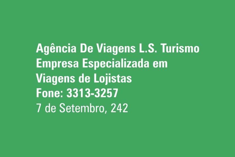 Agência de Viagens L.S. Turismo