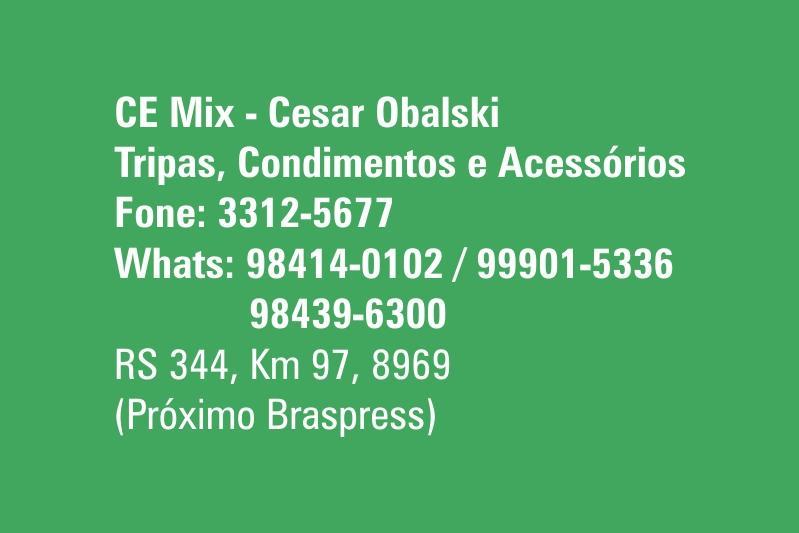 CE Mix - Cesar Obalski