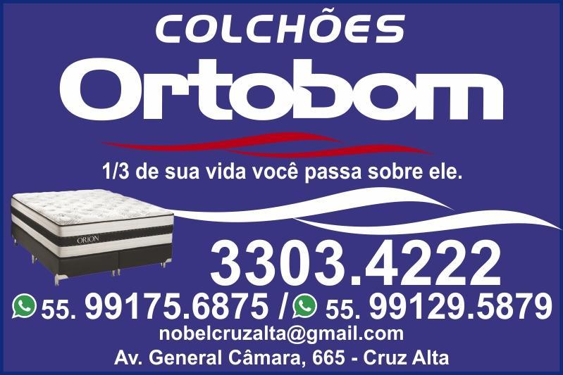 Colchões Ortobom