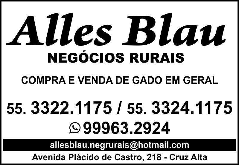 Alles Blau Negócios Rurais