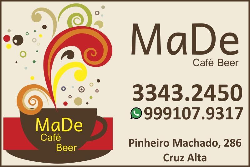 Cafeteria Made Café Beer