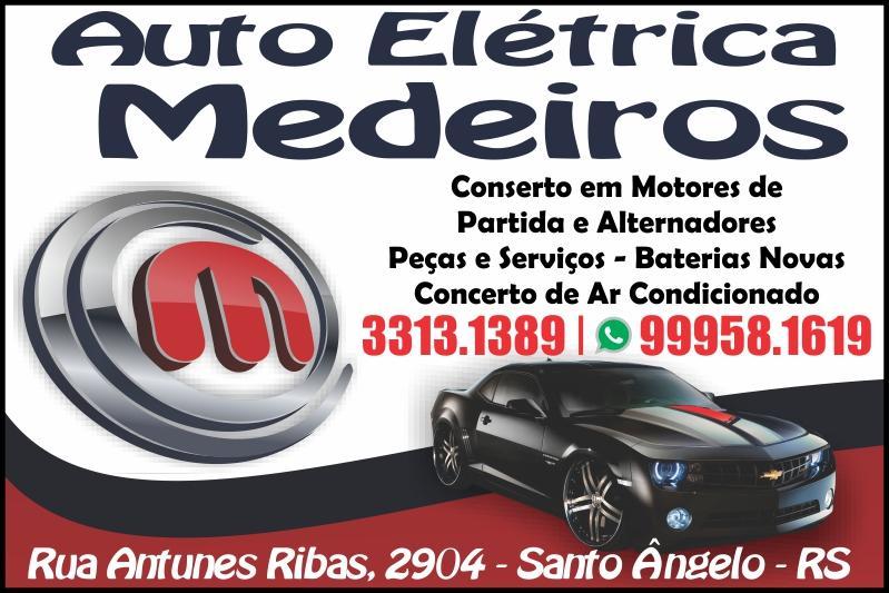 Auto Elétrica Medeiros