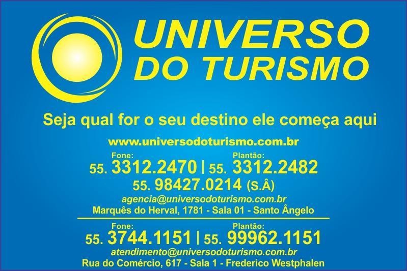 Agência de Viagem Universo do Turismo