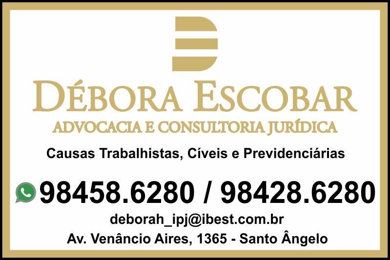 Advogada Débora Escobar