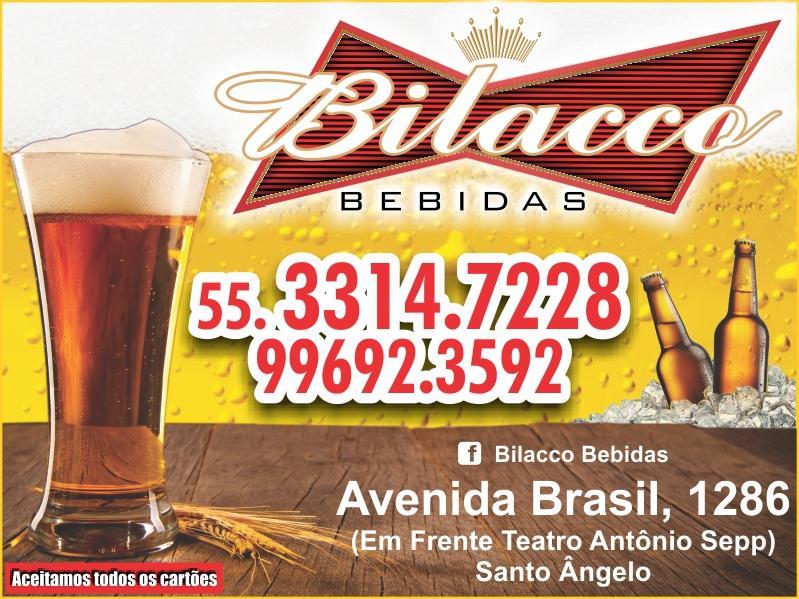 Bebidas Bilacco