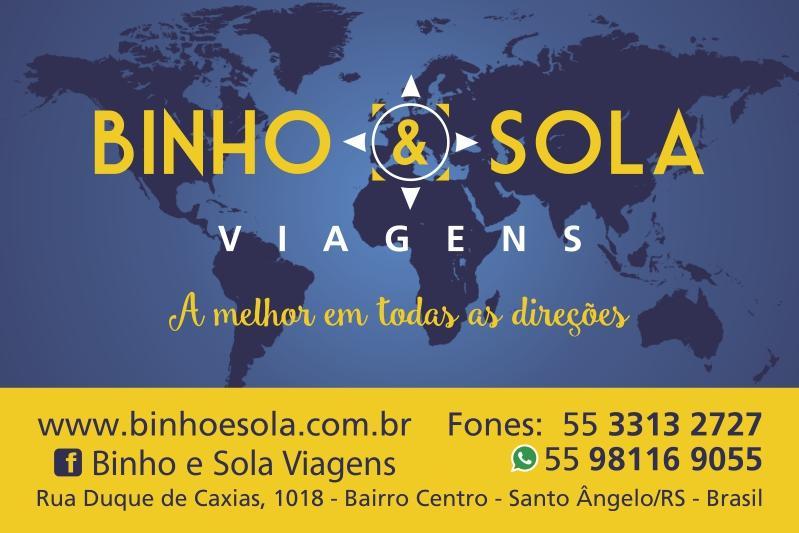 Binho & Sola Viagens