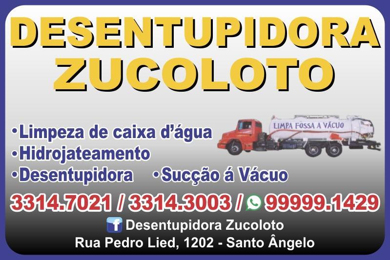 Desentupidora Zucoloto