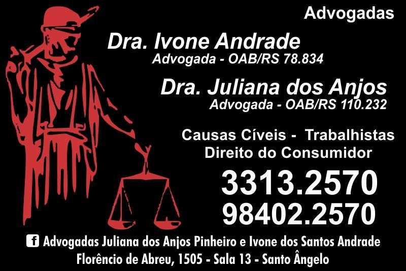 Advogada Juliana dos Anjos
