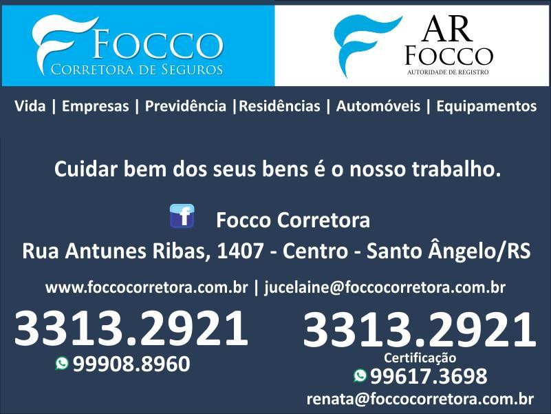 Certificação Digital AR Focco