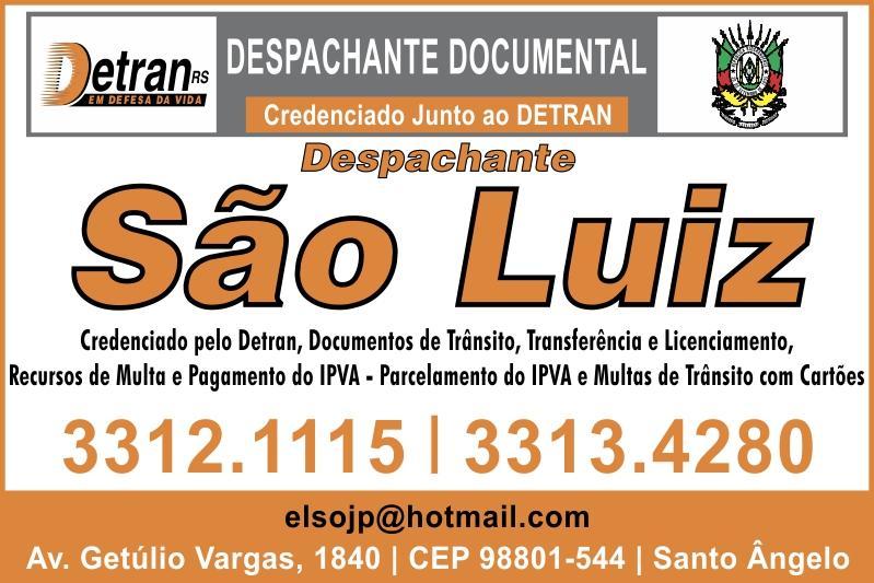 Despachante São Luiz