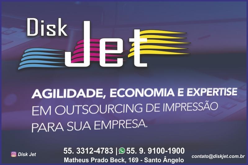 Disk Jet Locações & Recargas