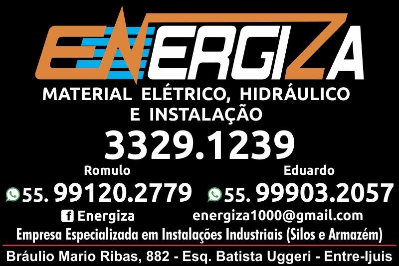 Energiza Materiais Elétricos e Instalação