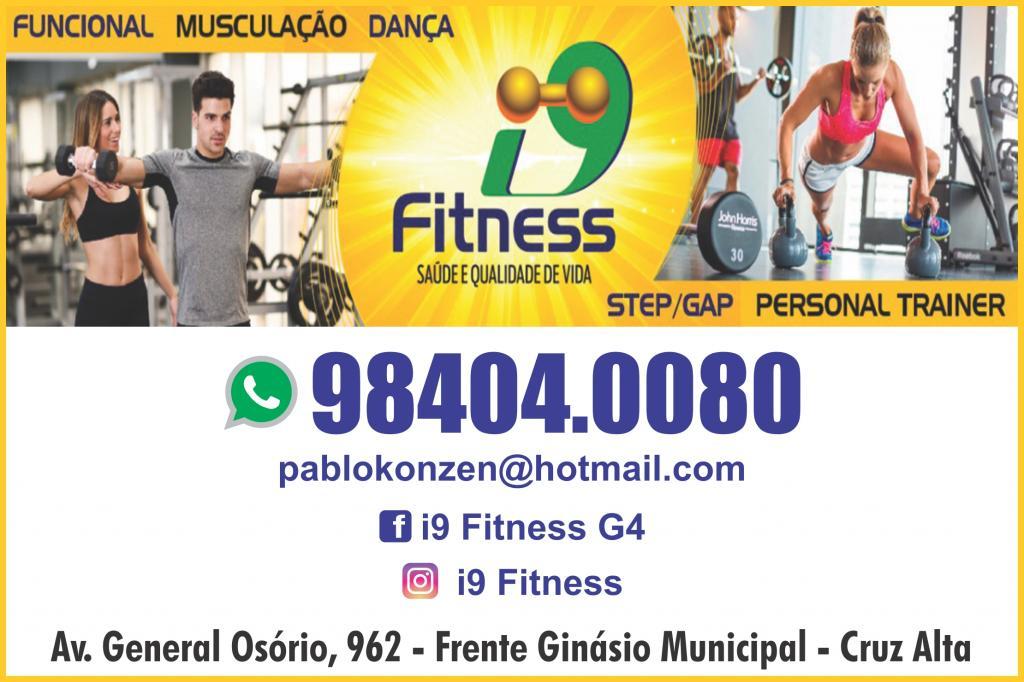 Academia i9 Fitness
