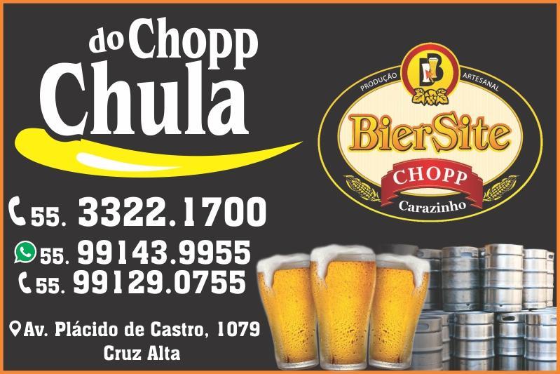 Chopp Bier Site - Chopp do Chula
