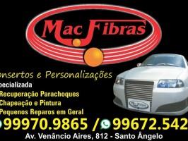 Mac Fibras