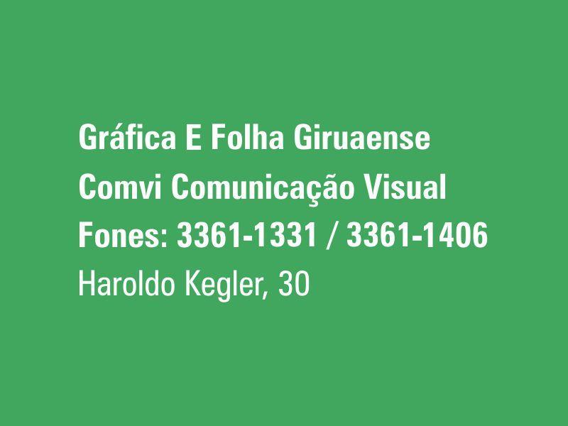 Gráfica e Folha Giruaense