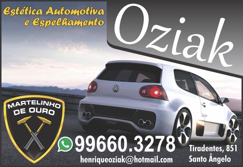 Estética Automotiva e Espelhamento Oziak