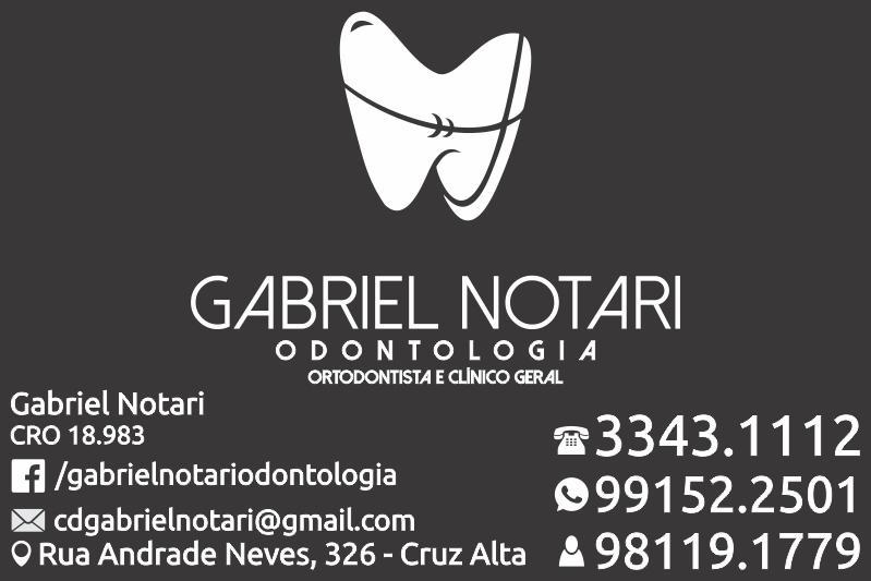 Gabriel Notari Odontologia