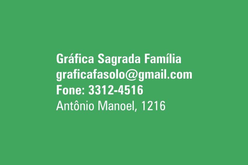 Gráfica Sagrada Família