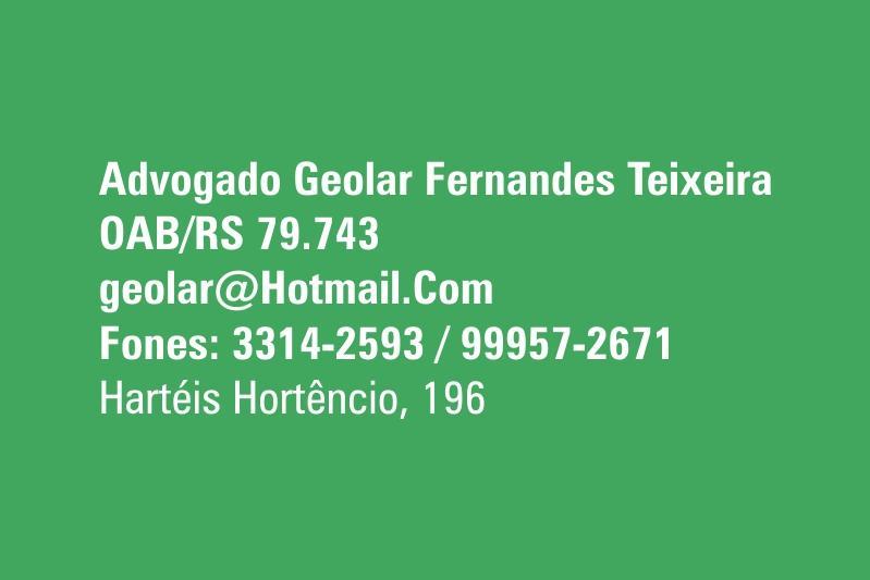Geolar Fernandes Teixeira
