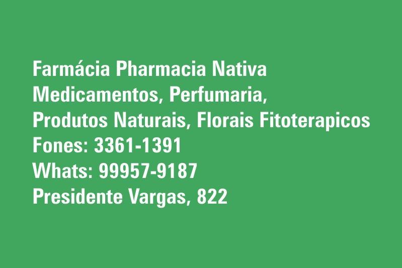 Farmácia Pharmacia Nativa