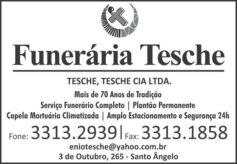 Funerária Tesche