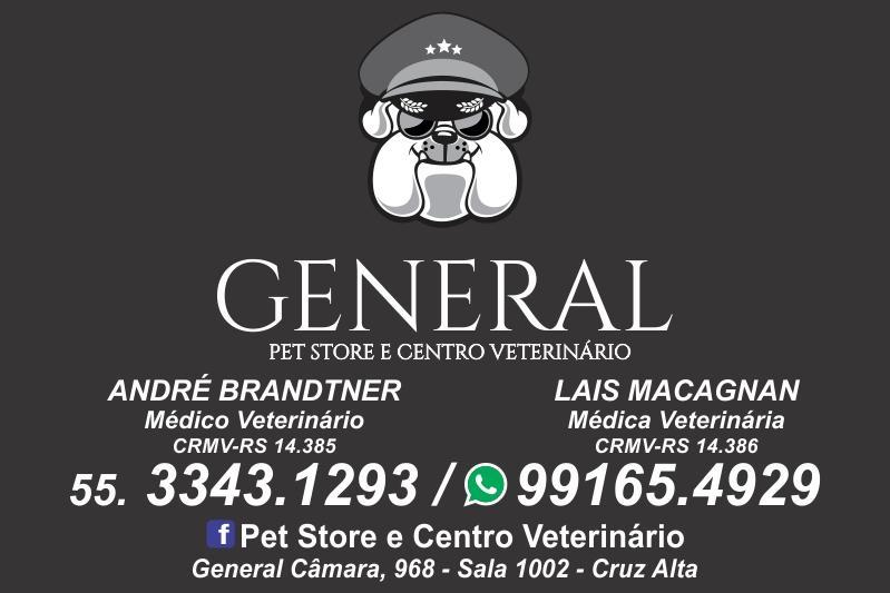 General Pet Store e Centro Veterinário