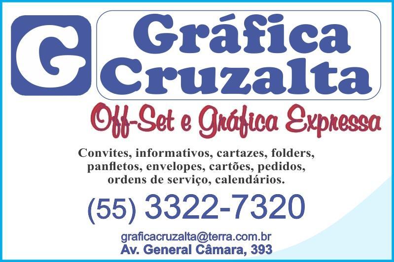 Gráfica Cruzalta
