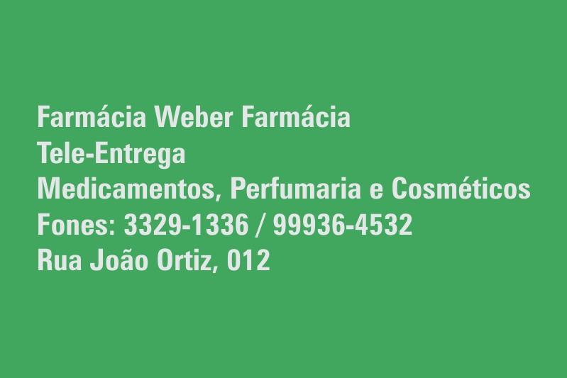 Farmácia Weber Farmácia