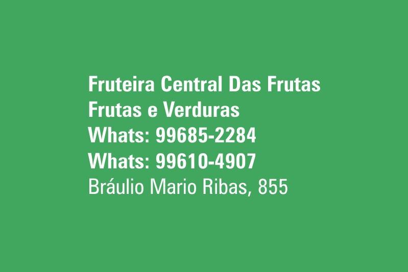 Fruteira Central das Frutas