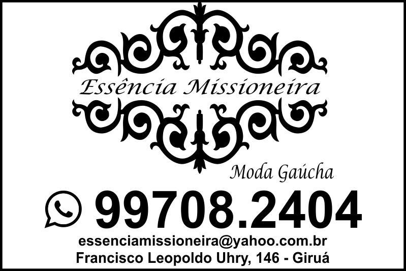 Essência Missioneira Moda Gaúcha