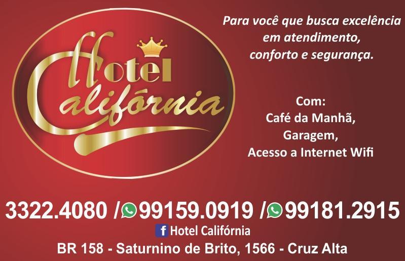 Hotel Califórnia