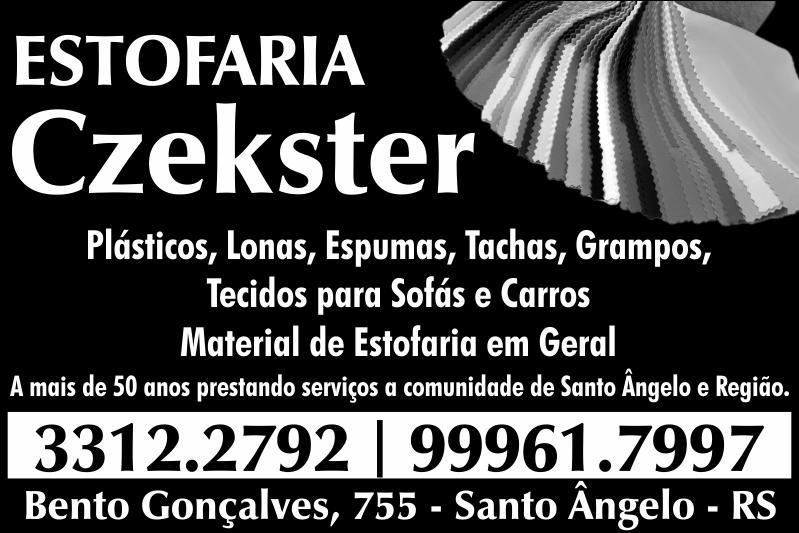 Estofaria Czekster
