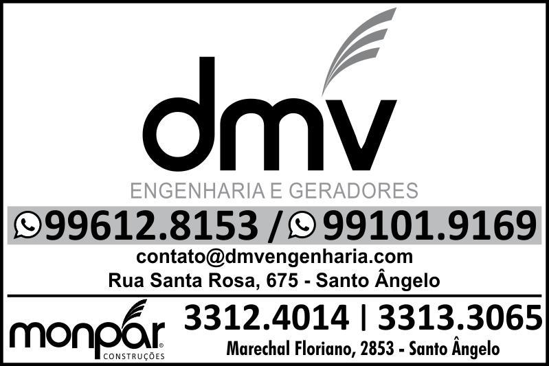 Geradores DMV Engenharia