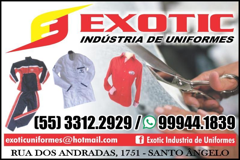 Exotic Indústria de Uniformes