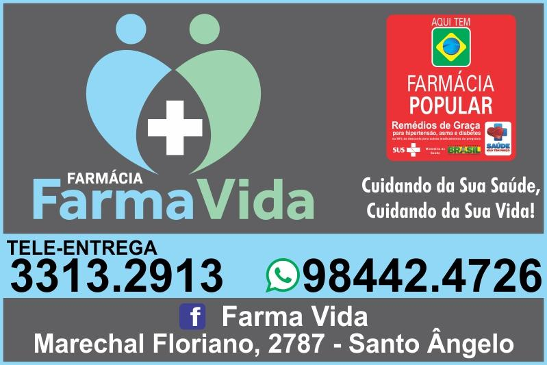 Farmácia Farma Vida